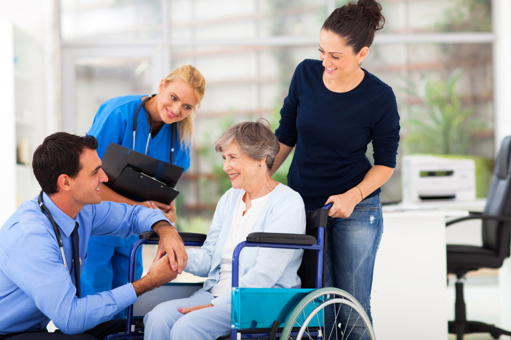 Stroke Therapy Maryland